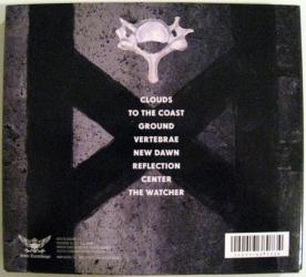 Dj pack CD, вид на оборотную сторону.