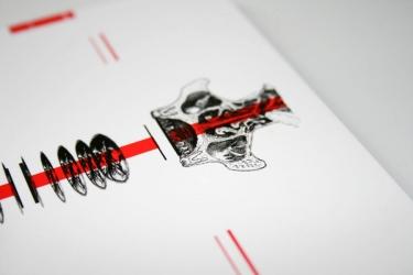 Дигипак СД, образец печати.