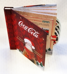 Digibook coca-cola на 4 диска