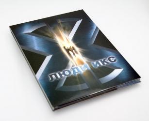 Дигипак с ДВД треем