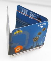 Упаковка для мини диска