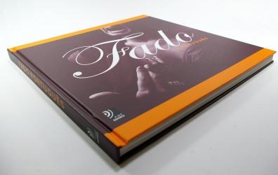 Альбом с фотографиями + 4 CD диска, матовый ламинат.