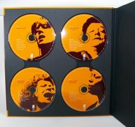 4 диска на обложке альбома, крепление на спайдер.