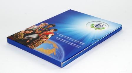 Digipack DVD 6 полос на 1 диск + слипкейс