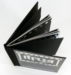 Digibook DVD формата - обложка из толстого переплетного картона