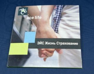 Конверт для 1 мини СД диска.
