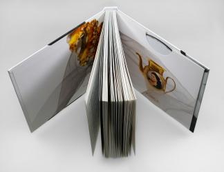 Digibook CD формата на 1 диск  - обложка из переплетного картона