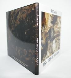 Диджипак CD формата для 1 диска, вид на разворот.