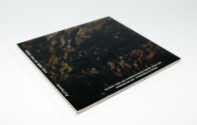 Диджипак CD формата для 1 диска, оборотная сторона
