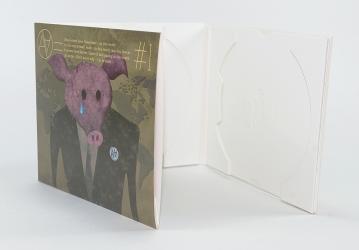Экологичная упаковка для cd дисков