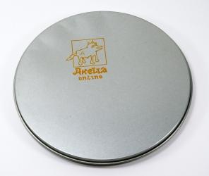 Tinbox круглый