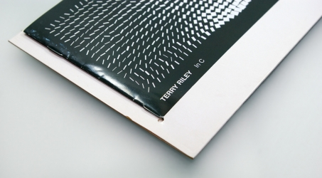 Диджипак CD формата, крепления для брошюры в виде прорези