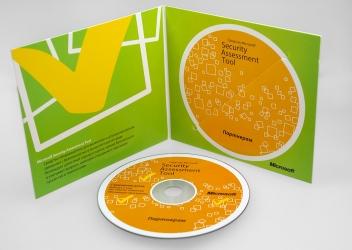 Диджифайл CD формата на 1 диск
