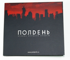 Диджипак CD формата, 6 полос.
