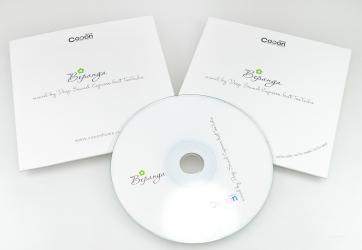 Конверт-карман для 1 CD