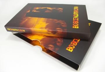 Дигипак DVD формата и слипкейс (slipcase).