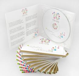 Диджипак CD для 1 диска