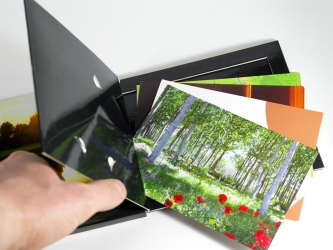 Серия открыток.