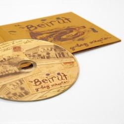 Digisleeve на 1 диск CD формата.