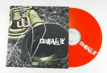 Конверт для CD диска