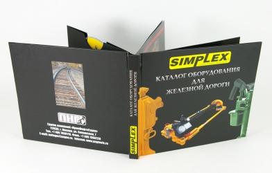Digibook для 1 CD диска, вид на оборотную сторону.