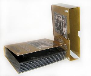 Диджистэк на 7 дисков со слипкейсом.