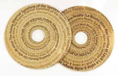 Струйная печать по CD дискам, запись дисков.