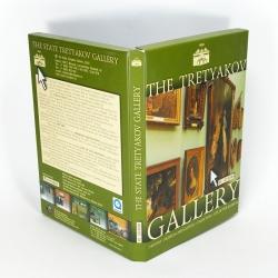 Digibox для 1 ДВД диска, вид на оборотную сторону.