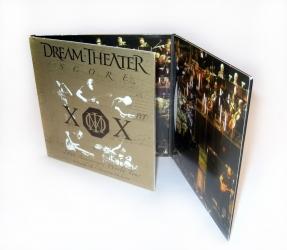 Диджислив CD на 3 диска.