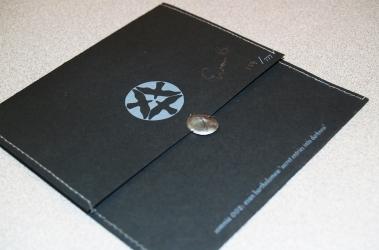 Эксклюзивная упаковка для CD дисков.
