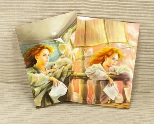 Яркая, фейерическая упаковка для CD дисков + слипкейс. :-)