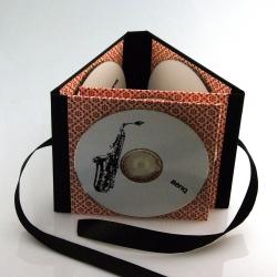 Эксклюзивная упаковка для 4 CD дисков.