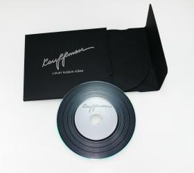 Discbox Slider (DBS) CD формата для 1 или 2 дисков