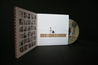 Экологичная упаковка для 1 CD диска.