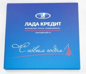 Диджипак CD формата для 1 диска со створками. Конструкция в сборе