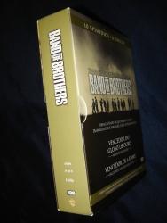 Диджипак на 6 DVD со слипкейсом, конструкция в сборе.