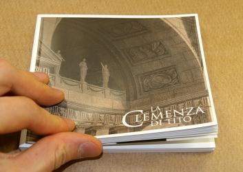 Диджибокс CD формата для 2х дисков и толстой брошюры. Вид изнутри