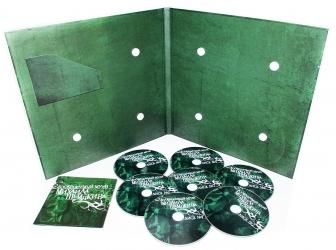 Альбом на 7 DVD + брошюра, крепление дисков на спайдер