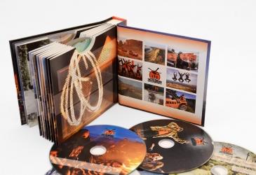 Диджибук CD для 10 дисков.