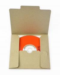 Дизайнерский конверт для диска и буклета
