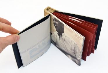 Упаковка для 4х компакт-дисков. Диджибук