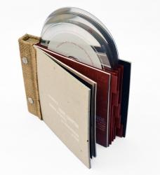 Индивидуальная упаковка для дисков, креативная упаковка для дисков