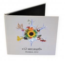 Кашированная упаковка для 2х дисков