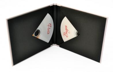 Индивидуальная упаковка для дисков