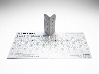 Упаковка для диска со stand up эффектом