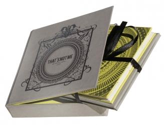 Boxset для брошюры и диджипака на 1 диск.