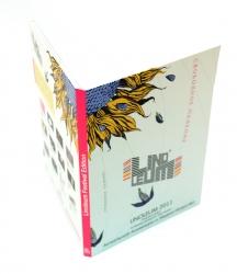 Дигипак DVD формата с карманом для буклета