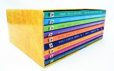 Индивидуальная упаковка для 9 дисков