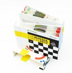 Упаковка для 14 дисков - 2 диджибука для 7 дисков в общем слипкейсе