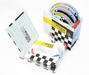 Многодисковое издание. Упаковка для 14 дисков